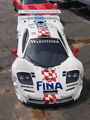 JJ Lehto - An ex-Lehto McLaren F1 GTR