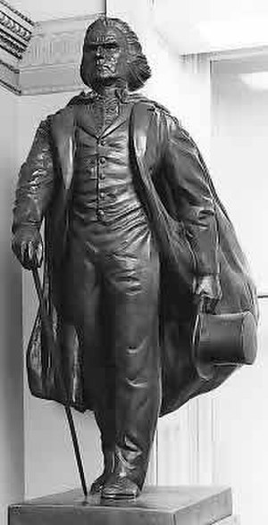 John McLoughlin - John McLoughlin, National Statuary Hall Collection, statue