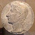 Medaglione con effigie di alessandro severo, 1490 ca.JPG