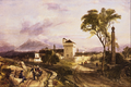 Mediterranean Village - James Duffield Harding.png