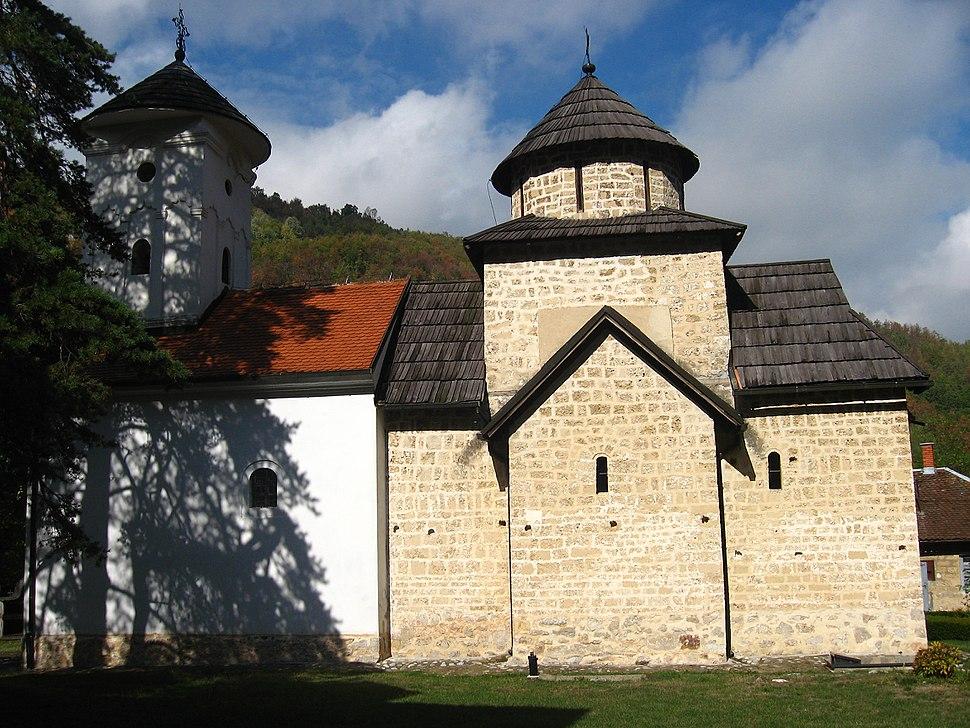 Medvednik - zapadna Srbija - selo Vujinovača - manastir Pustinja