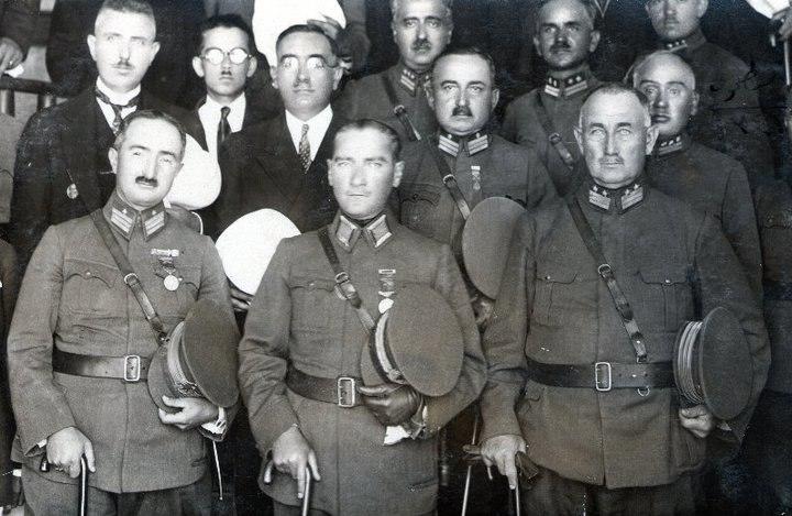 Mehmed Emin-Mustafa Kemal-Ali Said 1925