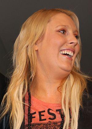Mel Greig - Greig in 2012