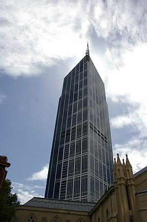 Melbourne Central Shopping Centre - The office Tower