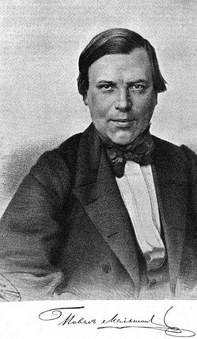 П.И.Мельников-Печерский, 1859