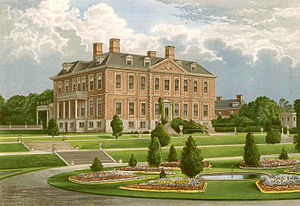 Melton Constable Hall Wikipedia