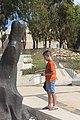 Memorial to the Jewish Fighting Women IMG 6284.JPG