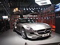 Mercedes-Benz SLS AMG in Gran Turismo exhibition 20090926b.jpg