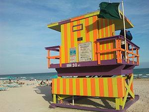 Mid-Beach - Baywatch at 30th Street