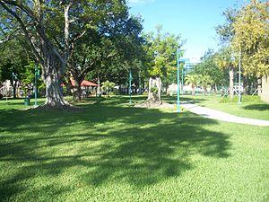 Lummus Park, Miami - Image: Miami FL Lummus Park HD park 01