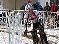 Mical Dyck - WC cyclo-cross 2013.jpg