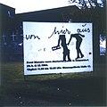 Michael Bielicky - Von Hier Aus - Plakate 01 - 1984.jpg