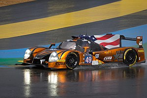 Mike Shank - Michael Shank Racing 2016 Ligier JS P2 Car