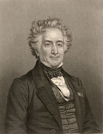 Michel Eugène Chevreul - Chevreul in his younger years