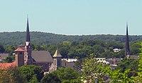 Middletown, NY, skyline.jpg