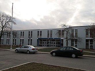 Midland Avenue Collegiate Institute - Image: Midland Avenue Collegiate Institute