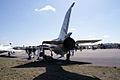 Mikoyan-Gurevich MiG-21U Mongol-A LRear TICO 13March2010 (14413049507).jpg