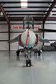 Mikoyan-Gurevich MiG-23UB Flogger-C HeadOn tall CWAM 8Oct2011 (14630917505).jpg