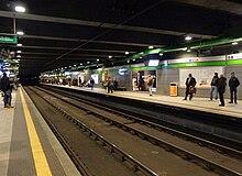 Loreto metropolitana di milano wikipedia - Milano porta genova treni ...