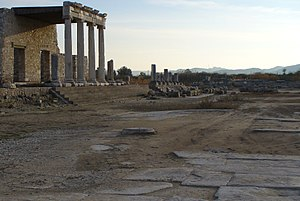 Ionian Revolt - The ruins of Miletus