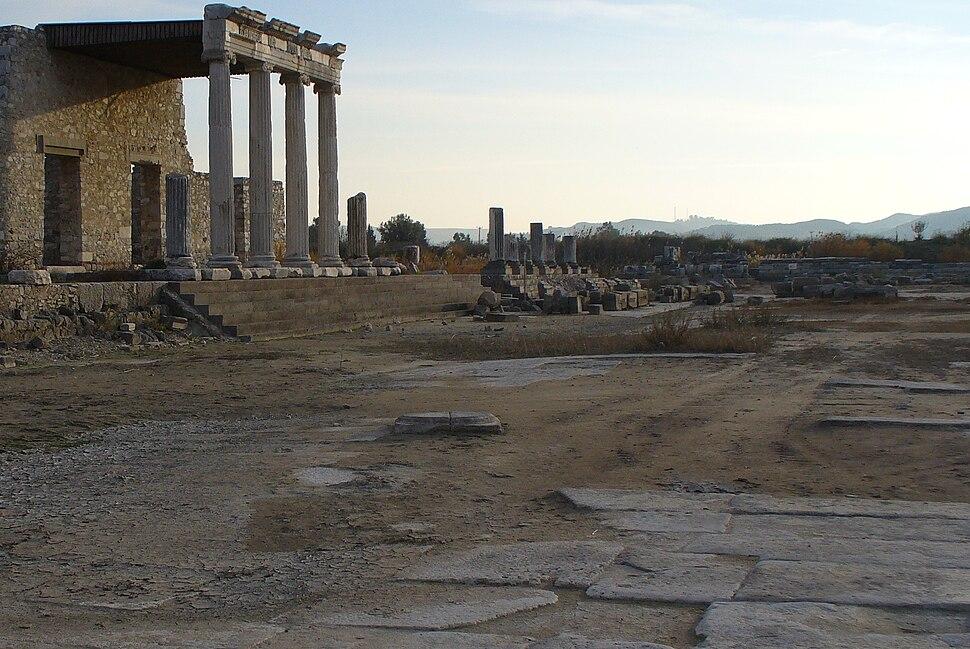 Miletus agora