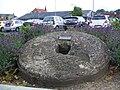 Millstone in Morrisons Car Park - geograph.org.uk - 2532603.jpg