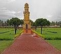 Minar at Hazar Duari complex.jpg