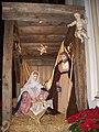 Mindelheim Pfarrkirche Weihnachtskrippe.jpg