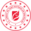 Ministry of Energy and Natural Resources (Turkey) Logo.png