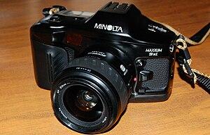 Minolta 9xi - Image: Minolta 9xi