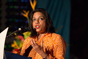 Mira Nair - Nair at the Zanzibar International Film Festival, 2013