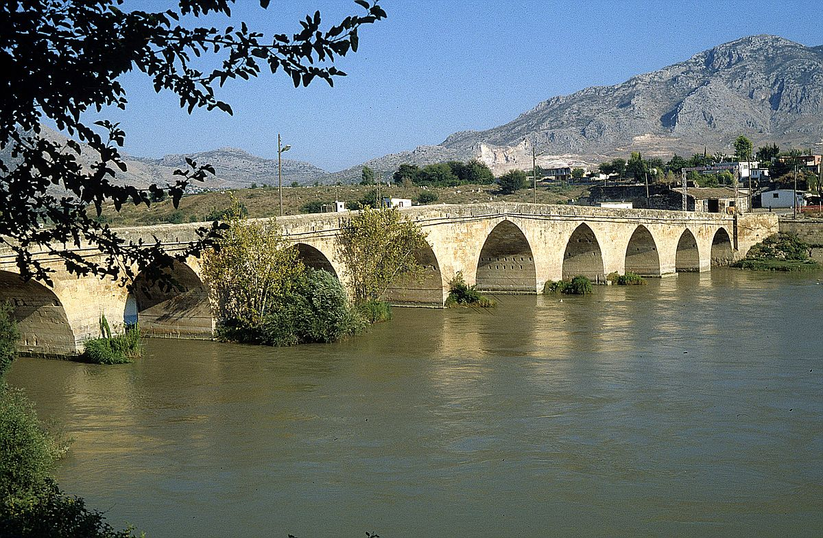 list of bridges in turkey wikipedia