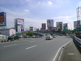 Circumferential Road 5 - C-5 Bagong Ilog Flyover