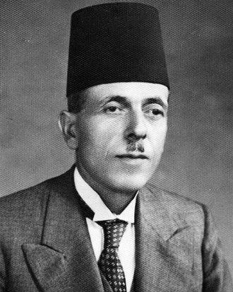 Mohamed Ali Eltaher - Portrait of Eltaher, 1955