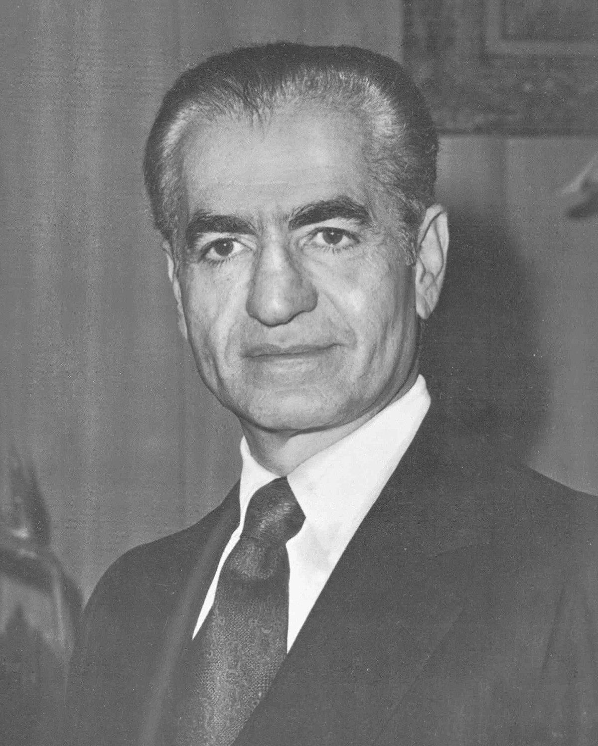Mohammad Reza Pahlavi – Wikipedia