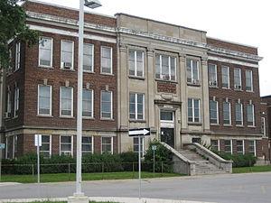 Wentworth Street (Hamilton, Ontario) - Mohawk College, Wentworth building