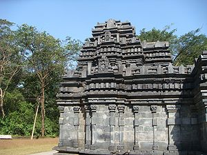 Bhagwan Mahaveer Sanctuary and Mollem National Park - Mahadeva Temple, Tambdi Surla
