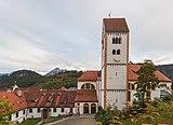 Monasterio de San Mang, Füssen, Alemania, 2012-10-06, DD 03.jpg