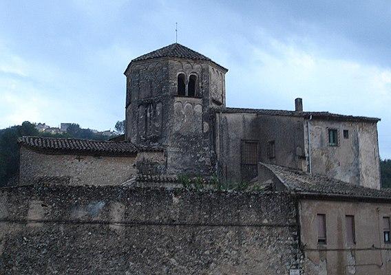 Monastery of Sant Daniel, Girona