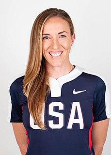 Monica Abbott American athlete