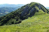 Monte Galero da ovest a sin colle san bernardo.jpg