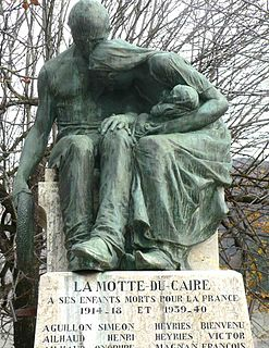 La Motte-du-Caire Commune in Provence-Alpes-Côte dAzur, France