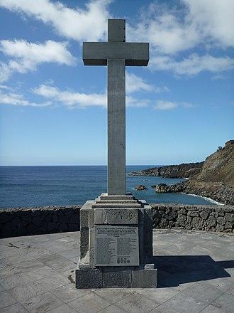 Inácio de Azevedo - Monument for Inácio de Azevedo and the Martyrs of Brazil at Fuencaliente Lighthouse