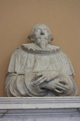 Nicholas Stone - Monument to Heneage Finch by Nicholas Stone, 1632, Victoria and Albert Museum