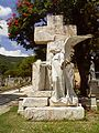 "Monumento a la desidia V, siglo XIX - ""Ángel consolador"".JPG"