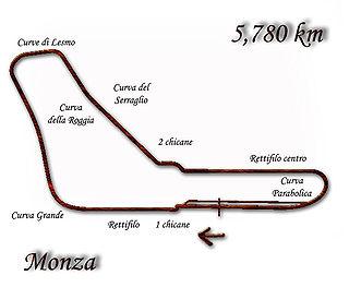 Formula One motor race held in 1975