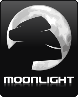 Moonlight (runtime) - Image: Moonlight Logo