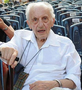 Morando Morandini - Morando Morandini in 2013