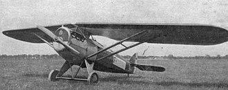 Morane-Saulnier MS.130 - Morane-Saulnier MS.129 photo from L'Aéronautique December,1926