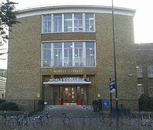 Morley College - Image: Morley College